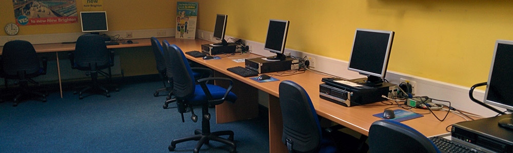 New Brighton Community Centre IT Suite