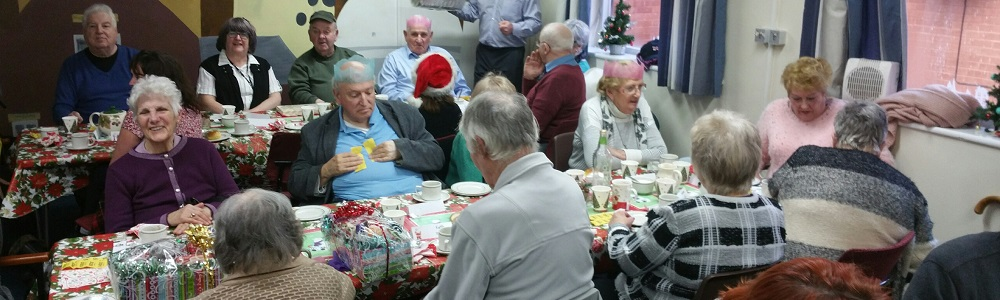 New Brighton Community Centre Lunch Club